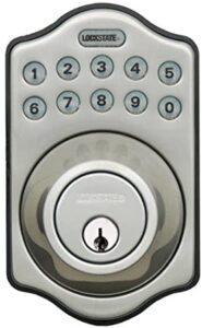 LockState Electronic Keyless Deadbolt