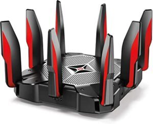 TP-Link Tri Band WiFi Gaming Router